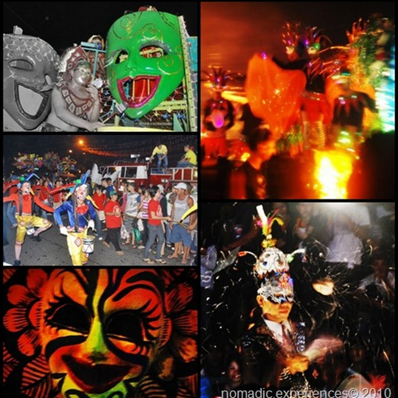 2010 Masskara Festival in Bacolod