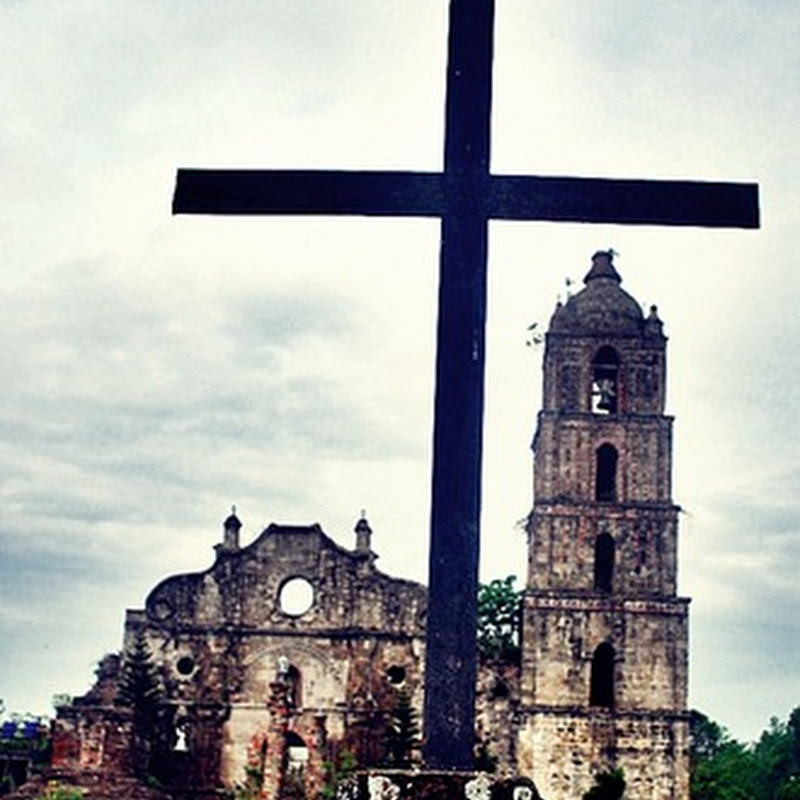 San Pablo Church Ruins, Isabela
