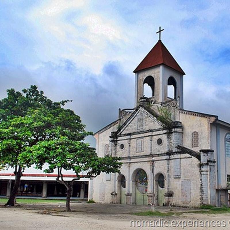 San Juan Nepomuceno Church Ruins in Moalboal