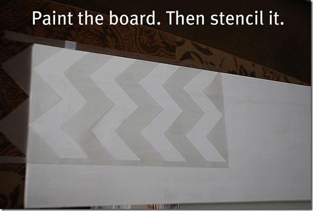 paint the board