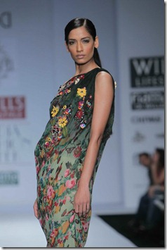 WIFW SS 2011 collection by Vineet Bahl (9)