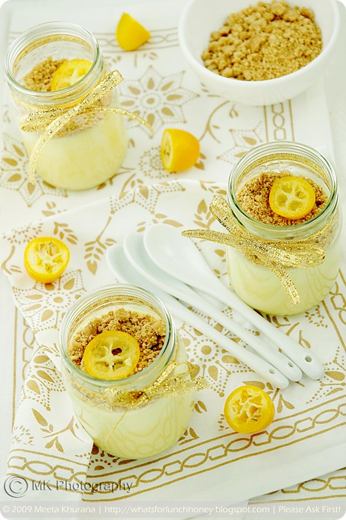 White Chocolate Cardamom Mousse with Spekulatius Crumbs (04) by MeetaK