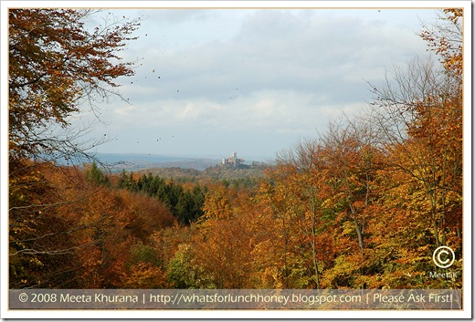 Autumn-Wartburg (01) by MeetaK
