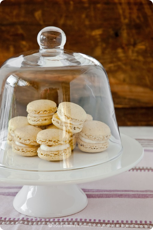 Lemon Pepper Macarons (0012) by Meeta K. Wolff
