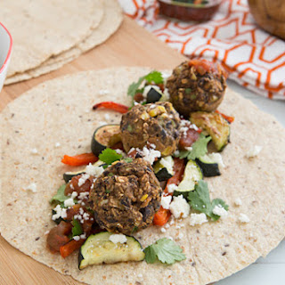 Spicy Black Bean Meatballs