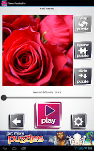 Flower Puzzles - FREE Game- screenshot thumbnail