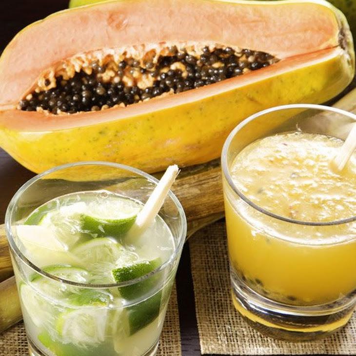 Passion Fruit Caipirinha Recipe