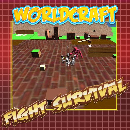 WorldCraft Fight Survival 3D