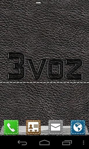 3voz Go Launcher Theme