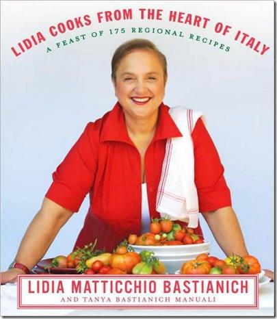Lidia book