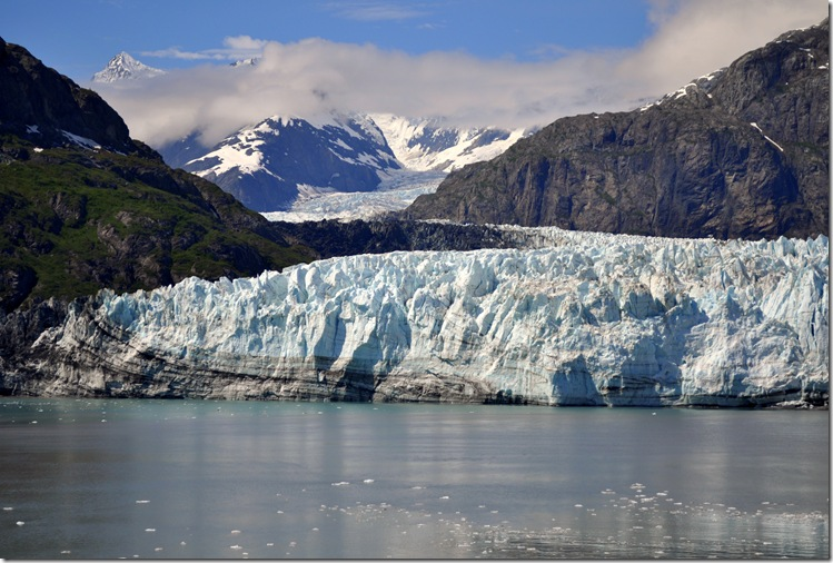 glaciers again top and bottom