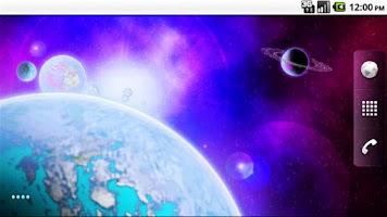 Screenshot of Fantastic PlanetScape LWP Free