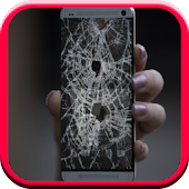 Prank Cracked Screen