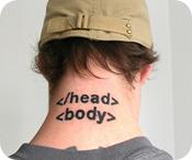 Desarrolladores tatuados