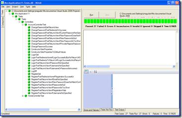 ¡La plantilla ASP.NET MVC valida!