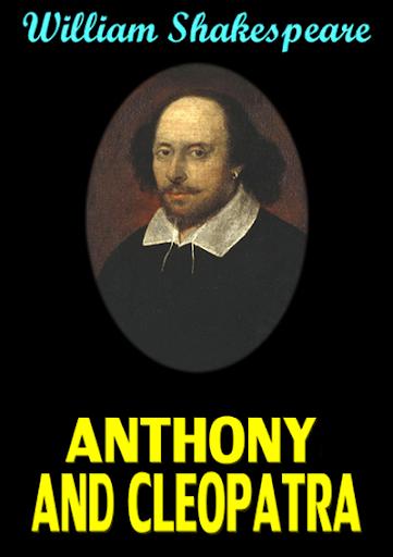ANTONY CLEOPATRA Shakespeare