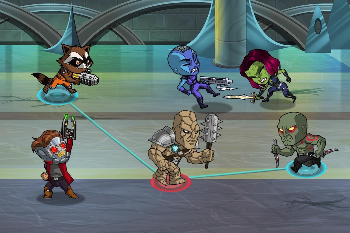 Guardians of the Galaxy: TUW screenshot #7