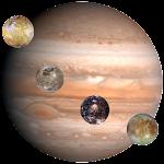 Jupiter's Moons 1.1.1 Apk