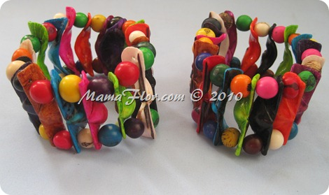 Pulsera Juvenil Full Color