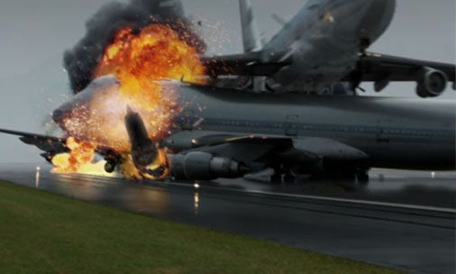 KLM, 팬암 항공기 충돌 사고