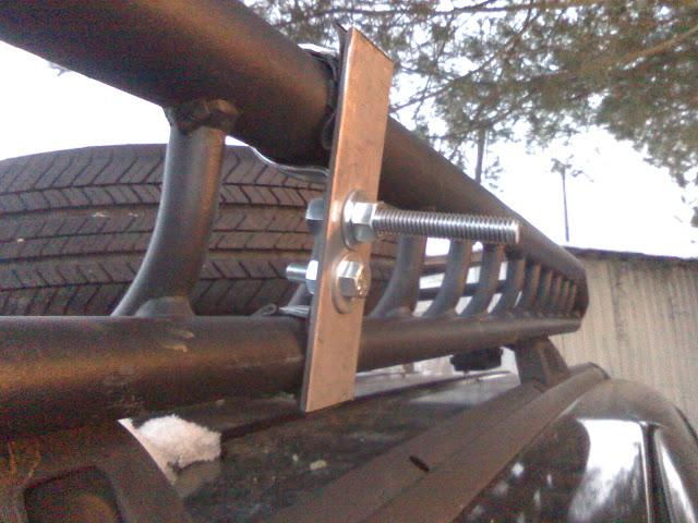 Rola Roof Rack Hi Lift Mount Jeepforum Com