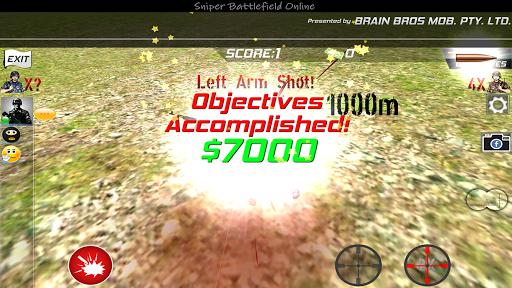 Sniper Battlefield Online