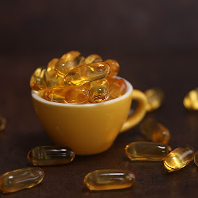 Iron Supplements by Vrinda Mahesh - Artistic Objects Healthcare Objects