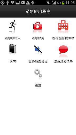 【免費醫療App】紧急情况下-APP點子