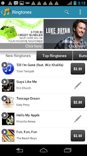 Sprint Music Plus - screenshot thumbnail