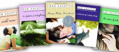 5 Deb Caletti books