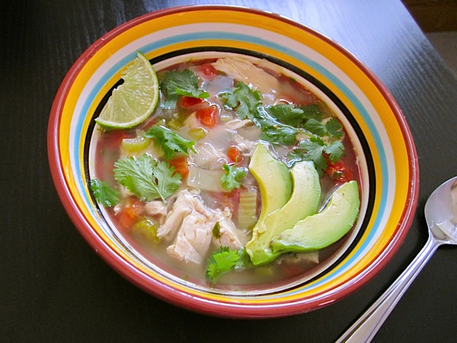 Caldo Xochitl