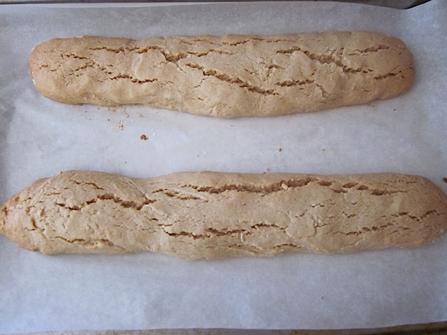 baked biscotti