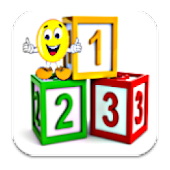 123 Kids Number Book Counting