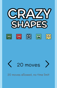 Crazy Shapies- screenshot thumbnail