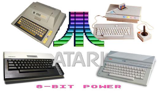 Немного о 8-битных Atari