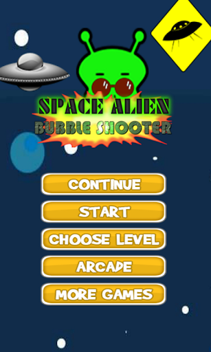 【免費動作App】Space Alien Bubble Shooter-APP點子