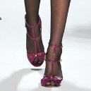 Rebecca Taylor AW 11 Berry T straps ShoesNBooze