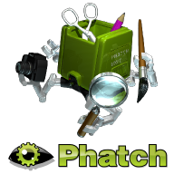 Modifica le tue  fotografie o immagini con Phatch (Photo Batch Processor)