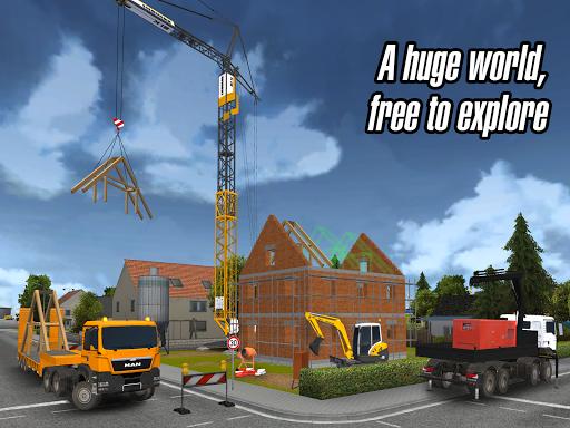 Construction Simulator 2014  screenshots 10
