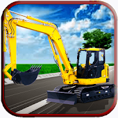 Heavy Excavator Digital Toy APK for Ubuntu