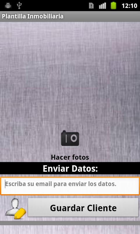 Plantilla Inmobiliaria Pro- screenshot