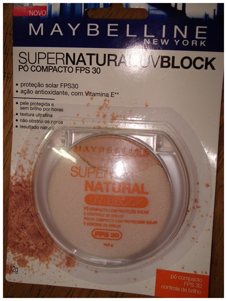 Maybelline UV Block FPS 30