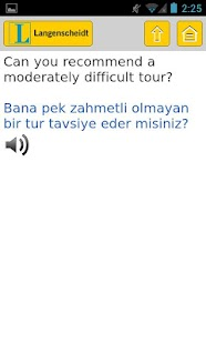 Turkish talk&travel- screenshot thumbnail