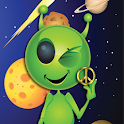 Fun Alien Live Wallpaper icon