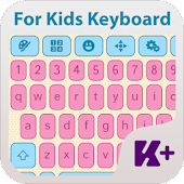 For Kids Keyboard theme