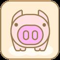 큐티 피기 카카오톡 테마(CutiePiggy) icon