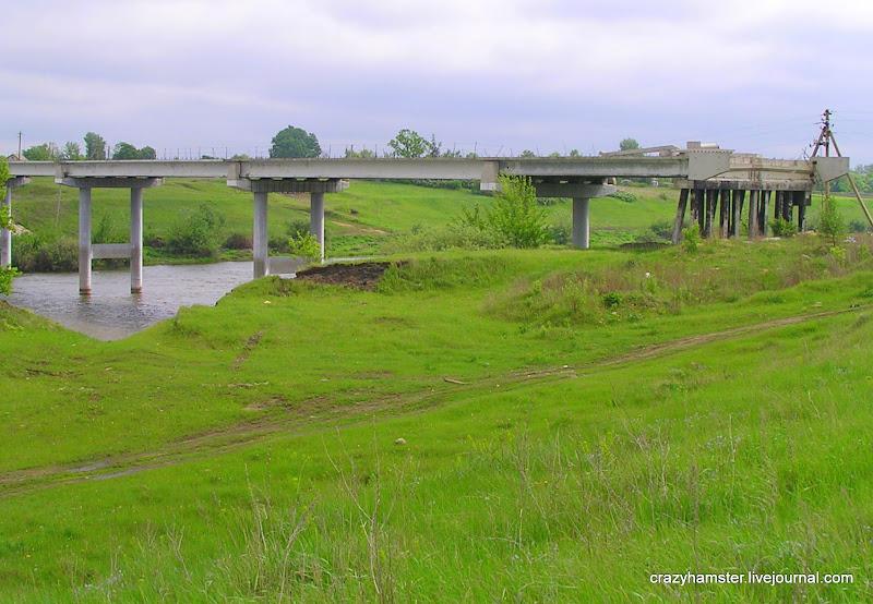 Страна дефективных мостов
