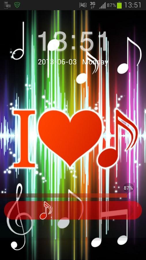 GO Locker Theme 4 music - screenshot