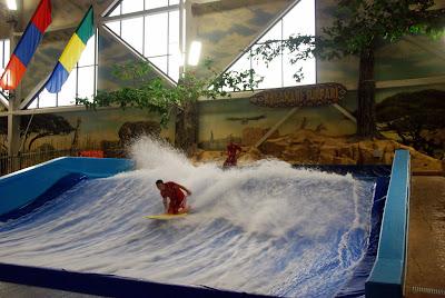 Kalahari Indoor Waterpark Resort A Family Tradition