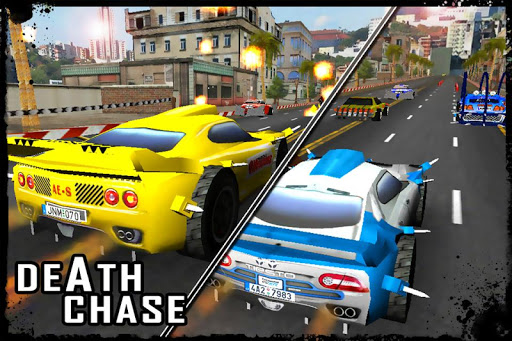 Death Chase - 3D Shooting Game